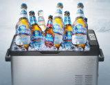 dispositivo di raffreddamento della birra della bevanda del frigorifero dell'automobile del compressore di CC 12V mini