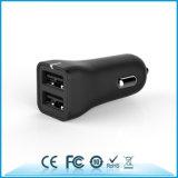 Chargeur duel de véhicule du port USB 2.4A de conformité de FCC de RoHS de la CE