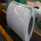 Bobine en aluminium blanche de bande de lettre de la Manche de lustre