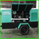 Kaishan Lgcy-10/11k Bergbau-Cummins-Dieselschrauben-Spritzpistole-Kompressor