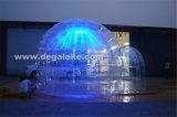 LED attraente che illumina la tenda gonfiabile di gioco del calcio per la pubblicità per il partito