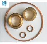 Suzhou 공급 정밀도 7075 알루미늄을%s 기계로 가공 재봉틀 부속
