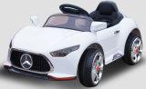 Paseo barato de los cabritos del coche eléctrico de los niños de Whosale del color blanco en el coche