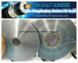 Armature stratifiée collée auto-adhésive de fente étroite du clinquant de papier d'aluminium (AL/PET/EMAA)