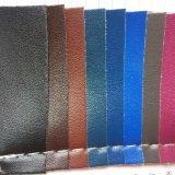 Синтетическая кожа PVC для ботинок мешков