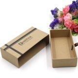 最も新しいデザインペーパーボール紙のパッキング包装の宝石類のギフト用の箱