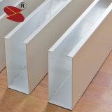 Plafond het van uitstekende kwaliteit van het Schot van U van het Aluminium van het Bouwmateriaal