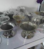 Le treillis métallique de filtre de café d'acier inoxydable versent au-dessus de/versent au-dessus du dispositif d'écoulement de café
