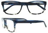 Spätester Azetat Eyewear Frauen-Glas-Rahmen