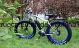avec Shimano la vitesse engrène la bicyclette électrique