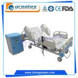 5-functie het Elektrische Bed van het Ziekenhuis met Centraal Remmend Systeem (GT-BE2501)