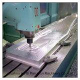 Алюминий подгонял часть подвергли механической обработке CNC, котор с только допуском
