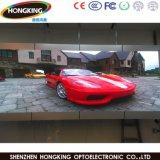 屋内SMDビデオフルカラーLEDスクリーン5mm三カラーLED