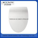 De plastic Dekking van het Toilet voor de Ceramische Scharnier van Slimed van het Toilet Zachte Gesloten