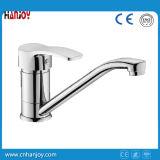 Faucet montado da cozinha do dissipador do punho da venda plataforma quente único (H01-103)