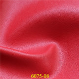 Dos acessórios materiais dos calçados do plutônio couro sintético da parte superior de sapata