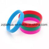 Land-Markierungsfahnen-olympischer SilikonWristband mit Thb-027
