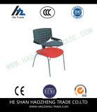 柔らかいクッション椅子ファブリック-青トレインするHzpc109