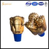 """o carboneto tungstênio de 8 1/2 de """" introduz bits de cone do rolo para a perfuração giratória"""