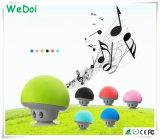 Altoparlante portatile di Bluetooth del fungo bello mini con una garanzia da 1 anno (WY-SP16)