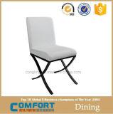 Luxucyの食堂の椅子のステンレス鋼の製造業者の家具