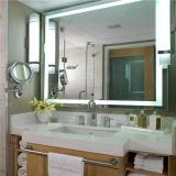 Зеркало освещения СИД водоустойчивой ванной комнаты гостиницы электрическое для нас