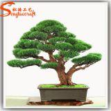 L'arbre de pin décoratif en gros professionnel de centrale font de la fibre de verre