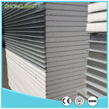Panel Sandwich EPS / Panel Sandwich de Poliestireno para Techo y Pared