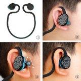 최신 판매 스포츠 방수 Sweatproof 입체 음향 무선 Bluetooth 에서 귀 헤드폰
