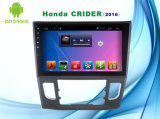MP3/MP4/TV/WiFi/Bluetooth/USB를 가진 Honda Crider 10.1inch 용량 스크린을%s 인조 인간 시스템 GPS 항법 차 DVD 플레이어