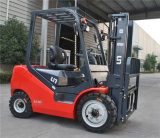 Diesel van de Reeks van de V.N. Nieuwe Vorkheftruck 3.0 Ton met Japanse Motor