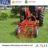 Жатка картошки рядка малого трактора машинного оборудования фермы одиночная
