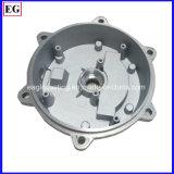 Aluminio personalizado Die Casting de la bomba de agua del motor Cubierta inferior