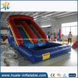 2016 diapositivas inflables de la piscina del nuevo diseño caliente, diapositiva de agua inflable con la piscina