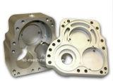 Алюминий цены пола 5052 чистя щеткой автозапчасти подвергли механической обработке CNC, котор