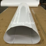 ASA grande, perfil plástico de la protuberancia del PVC para la cúpula de Anntenna