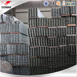 30X30 50X50 40X80 aan 200X200mm Mej. Galvanized Square Steel Tube