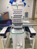 Computergesteuerte einzelne Hauptstickerei-Maschinen-Schutzkappen-Stickerei-Maschine mit 12 und 15 Farben