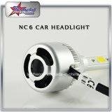Fabrik-Verkauf populäre 9005 9006 LED-Auto-Scheinwerfer PFEILER Chip mit Auto-Scheinwerfer-Installationssatz des Ventilator-H11 H7 LED