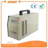 Invertitore puro dell'invertitore 2000W dell'onda di seno dell'UPS di alta frequenza di Suoer con il caricatore (HPA-2000C)