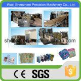 Мешок SGS автоматический высокоскоростной бумажный делая машину от Wuxi