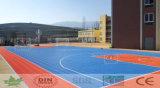 Basketballplätze, Basketball-Fliesen für Innen- und im Freien