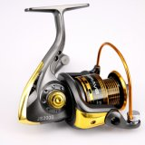 A02-Sea Fishing Line Round Metal Spinning Wheel Line Rodada Rod