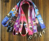 Lanyard / Shoelace / Belt Sublimation Printing with Special Ruban Rotary Heat Press Machine