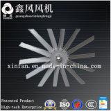 14 grosse Aluminiumlegierung-Schaufeln für axialen Ventilator-Antreiber