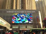 Pantalla al aire libre del alto brillo P10 LED de la fábrica de China
