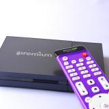 Ipremium androider Fernsehapparat-Kasten mit hybridem Tuner DVB-S2 u. ISDB-T/DVB-C Dreambox