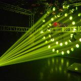 iluminación principal móvil a todo color de la etapa ligera de la viga de 260W 4in1 10r