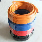 Yute tuyaux d'air en caoutchouc de couleur de 1/4 pouce 6mm pour des bobines
