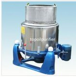 Séparateur de filtrage de centrifugeuse de l'eau de pétrole d'avions/essence marine d'essence (CYS-100)